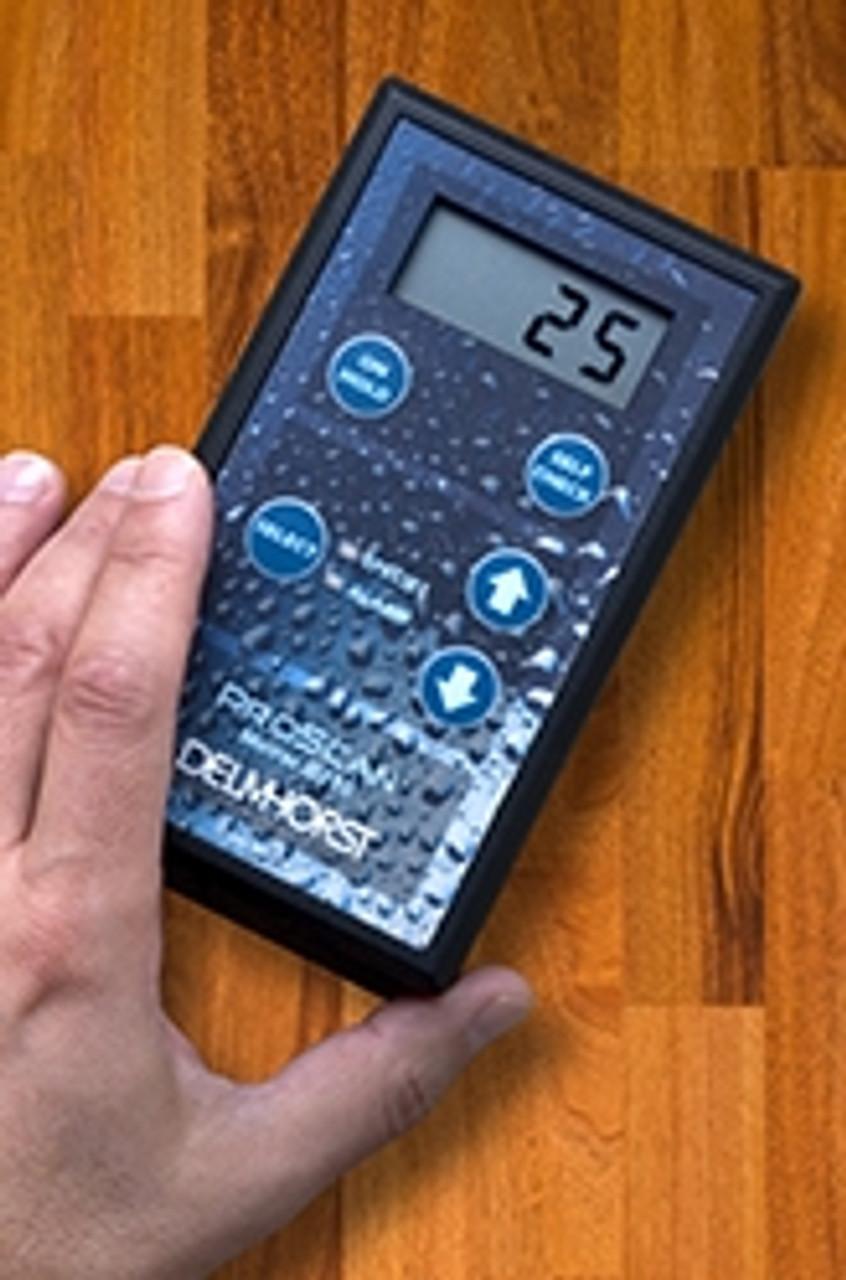 Delmhorst ProScan Pinless Non-Destructive Moisture Meter - PROSCANW/CS