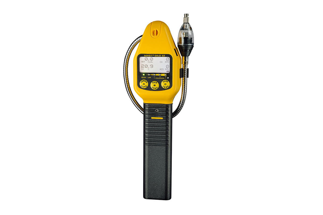 Sensit® Gold G2 EX/TOXplus LEL/O2/H2S 911-00000-07