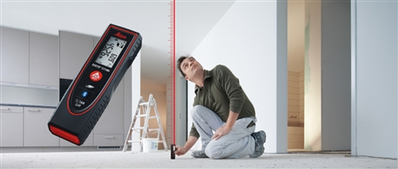 Leica DISTO E7100i Laser Distance Meter with Bluetooth®