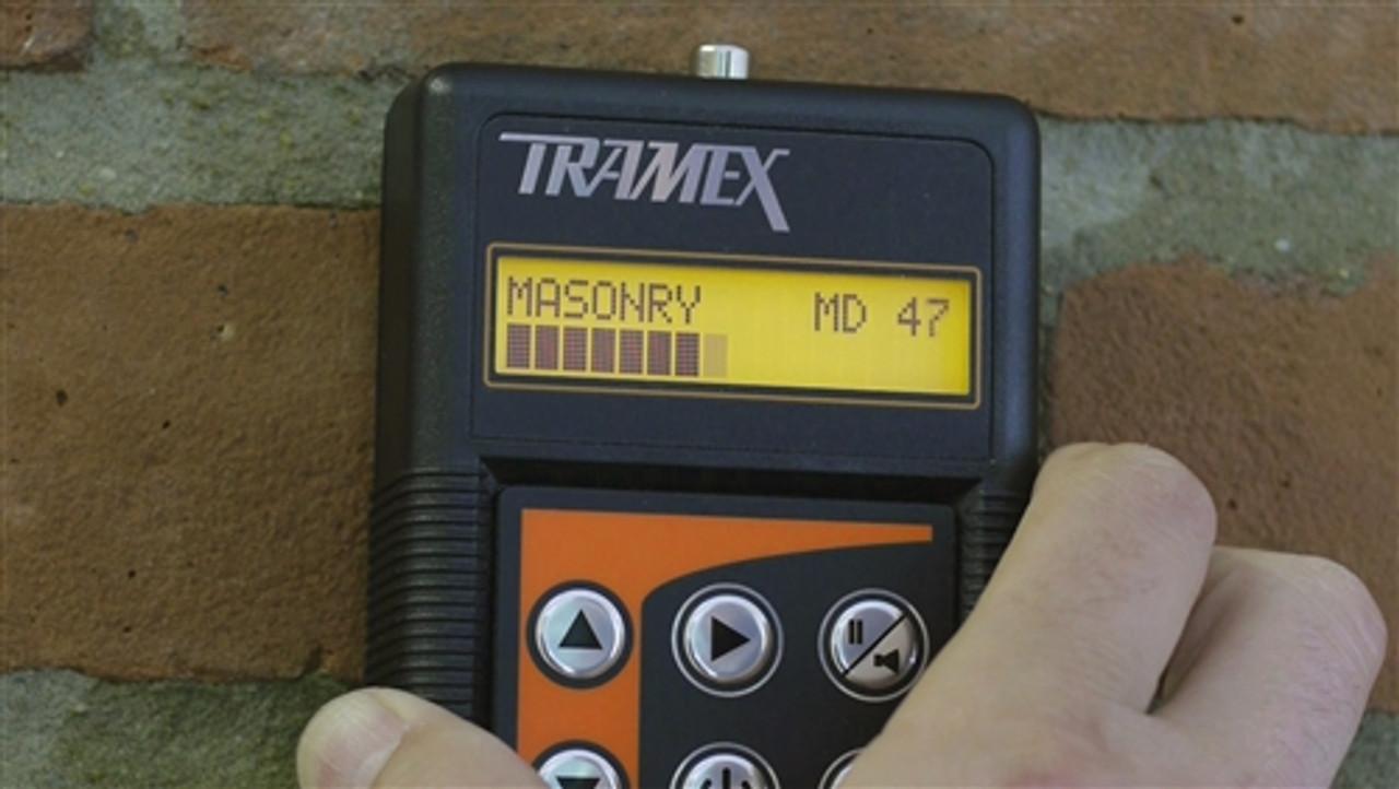 Tramex MRH III Non-Destructive Moisture Meter