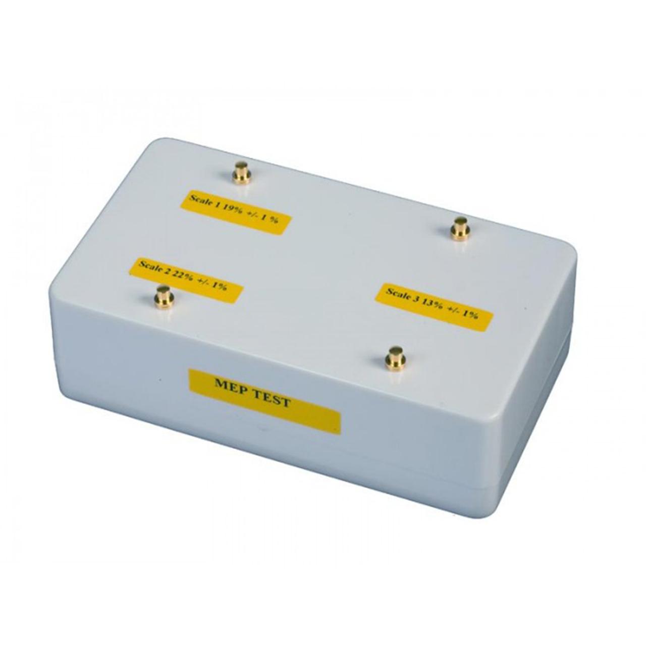 Tramex Calibration Check Box for Moisture Encounter Plus