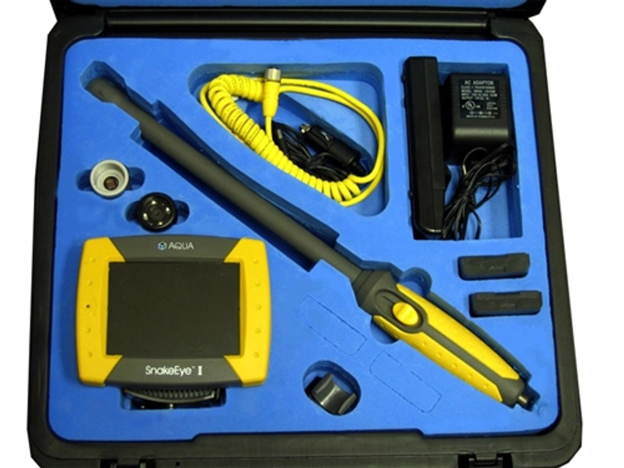 Aqua SnakeEye II Color Video Inspection Camera System w/C-Mount Camera