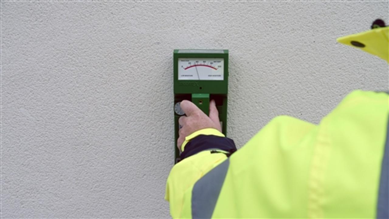 Tramex Roof Wall Scanner - RWS