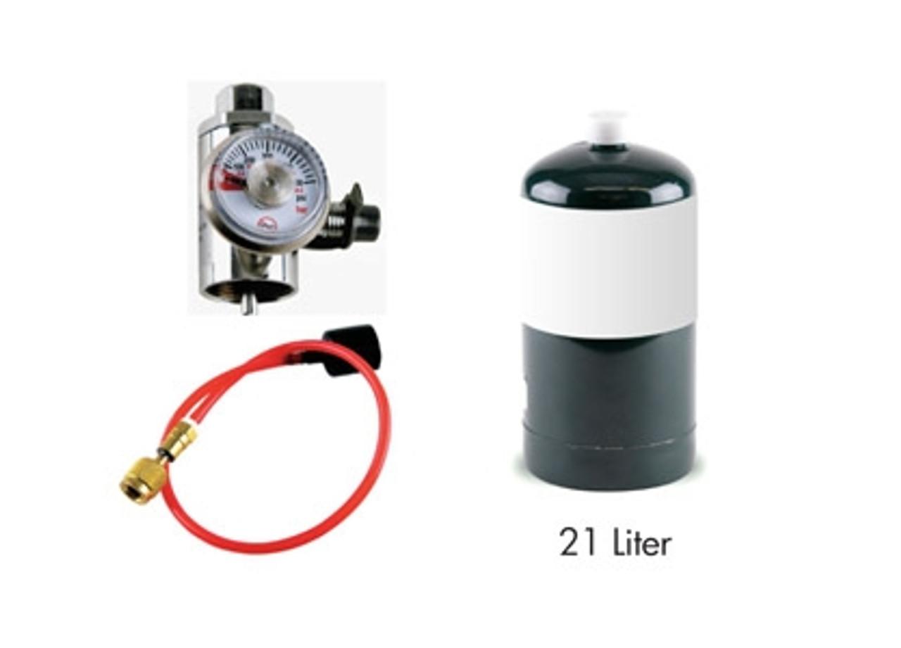Sensit® HXG-2d Single / 1 Gas LEL Calibration Kit 881-00017