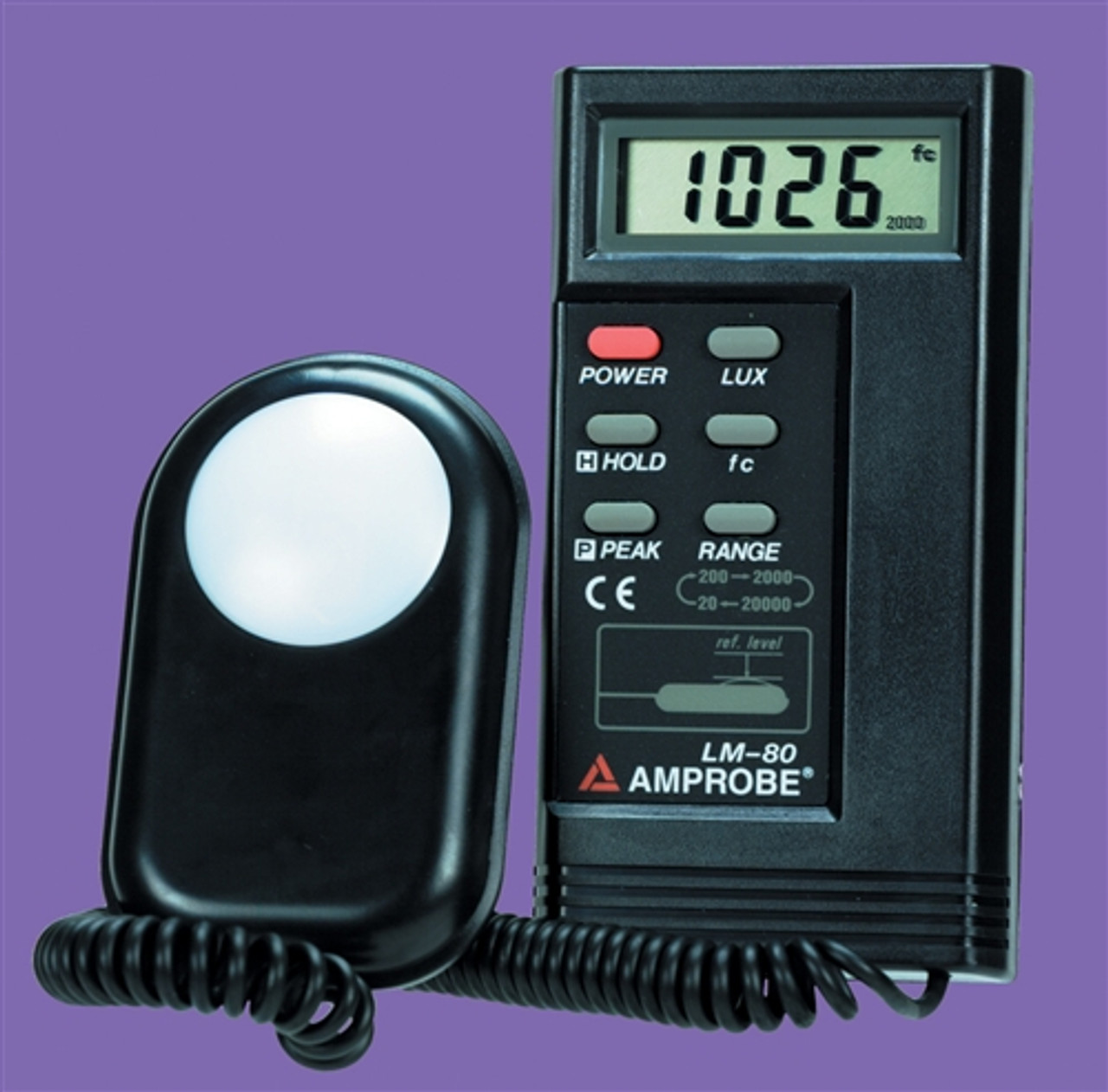 Clearance/Demo - LM80 Light Meter