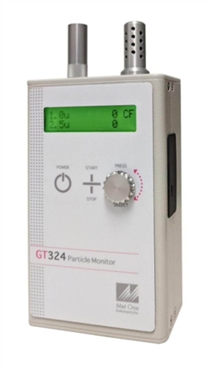 Met One GT-324 Handheld Particle Counter