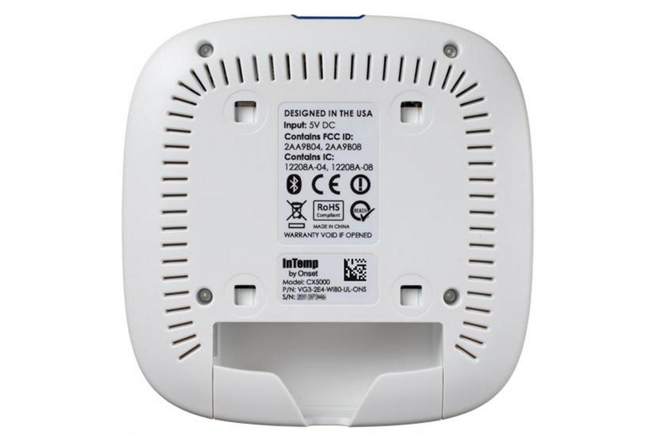 Onset InTemp CX5000 CX Gateway