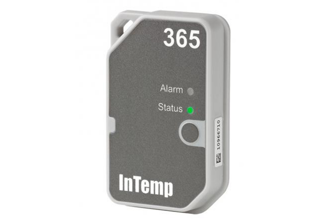 Onset InTemp CX503 Bluetooth Low Energy 365 Day Multiple-Use Temperature Data Logger