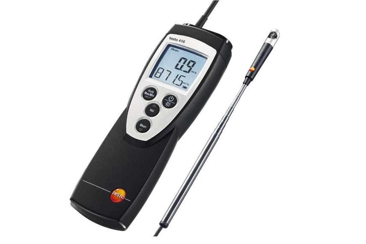 testo 416 Mini Vane Anemometer