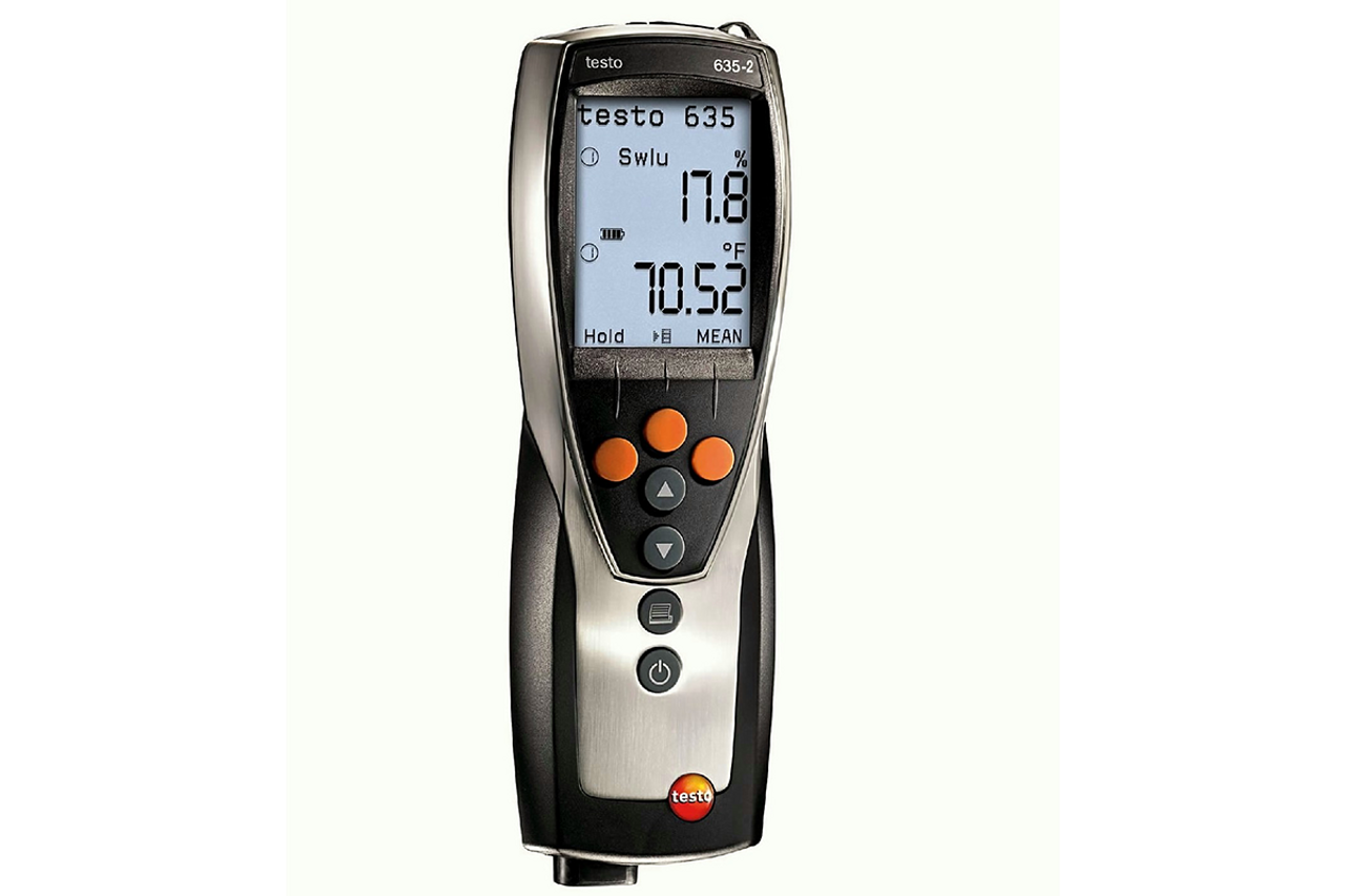 testo 635-2 Compact Pro Thermohygrometer