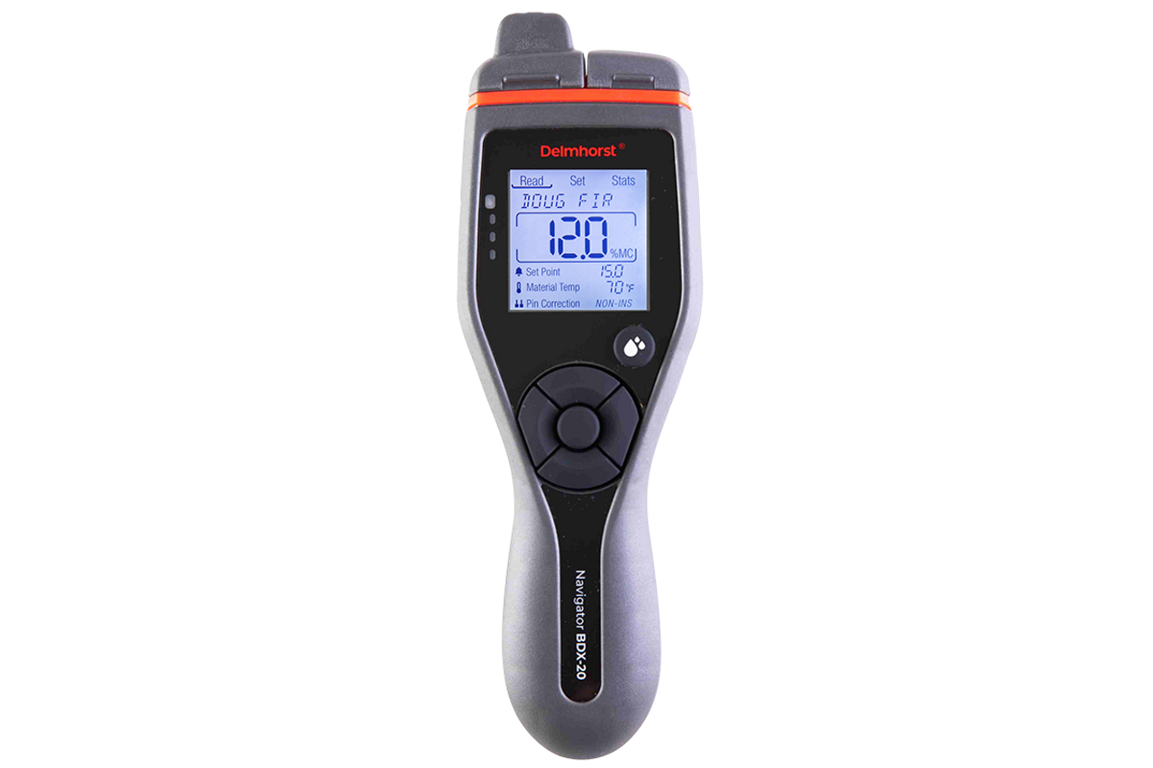 Delmhorst BDX20 Pin-Type Moisture Meter - BDX-20/P01 – Behind the Wall Package