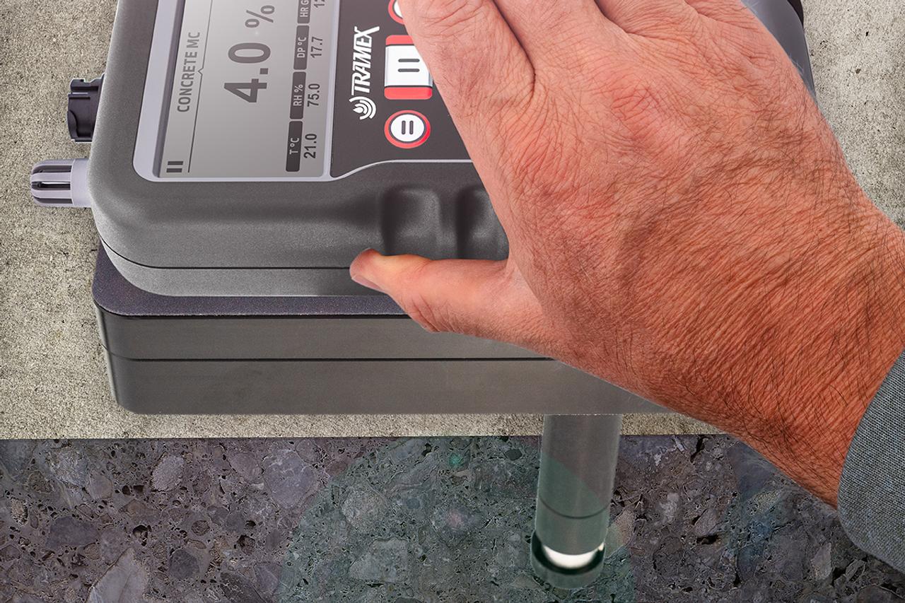 Tramex Concrete Determinator Tech Kit - CDTK