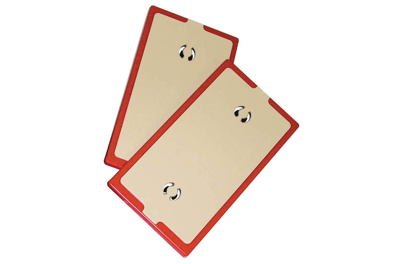 ZipWall Non-Skid Plates (Case Pack of 6)