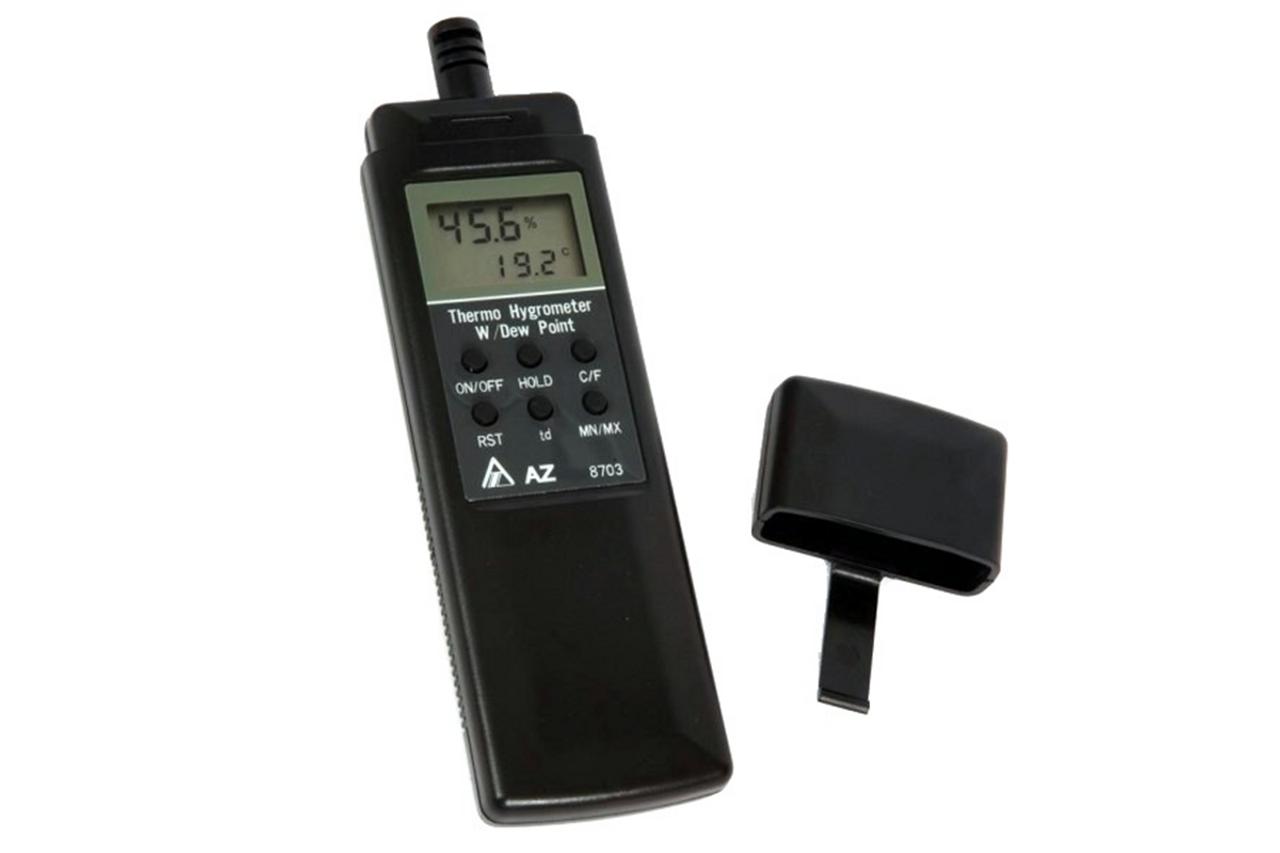 Tramex Digital Hygrometer - AZ8703