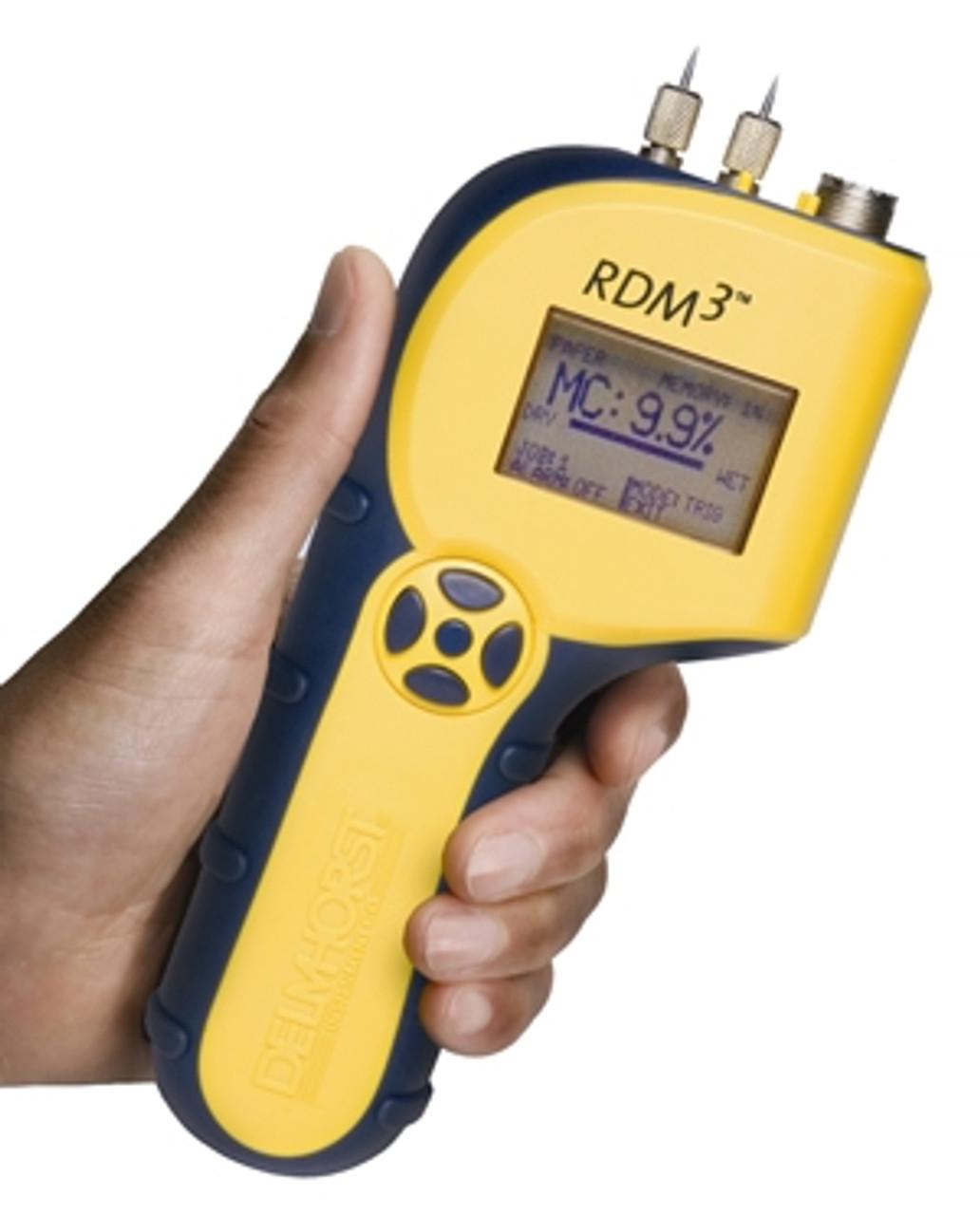 Delmhorst RDM3P Paper Moisture Meter