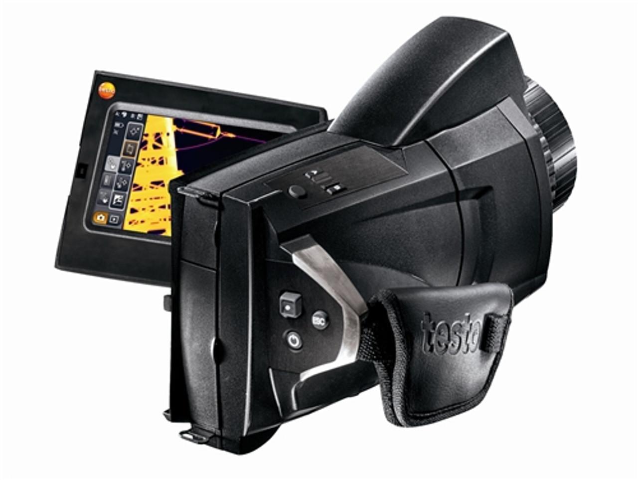 Testo 890-2 DLX Thermal Imager - FREE Level 1 IR Training!