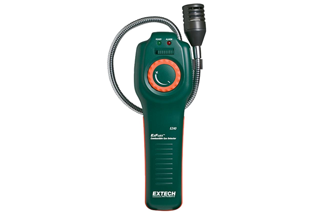 Extech EZ40: EzFlex Combustible Gas Detector