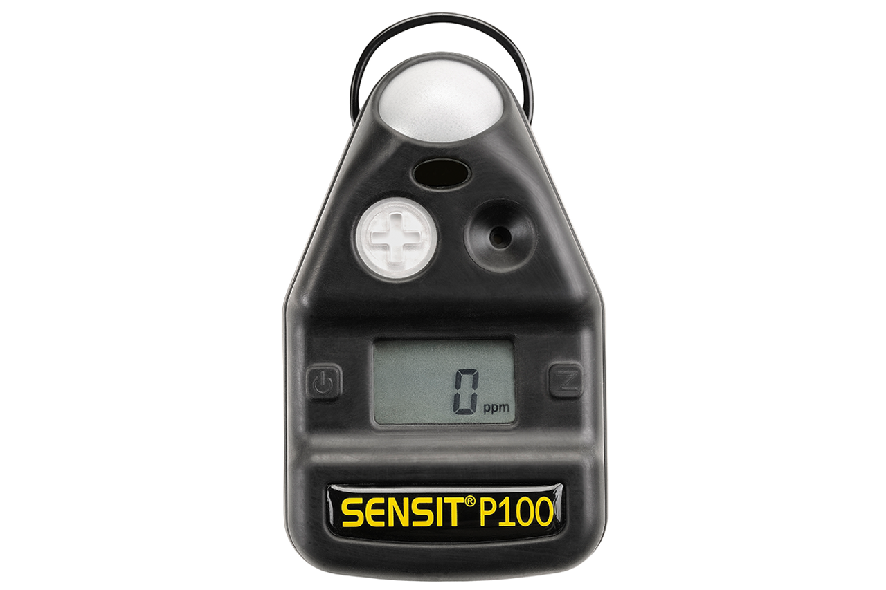 Sensit P100 CO Single Gas Personal Monitor (Carbon Monoxide) 4 Year Warranty