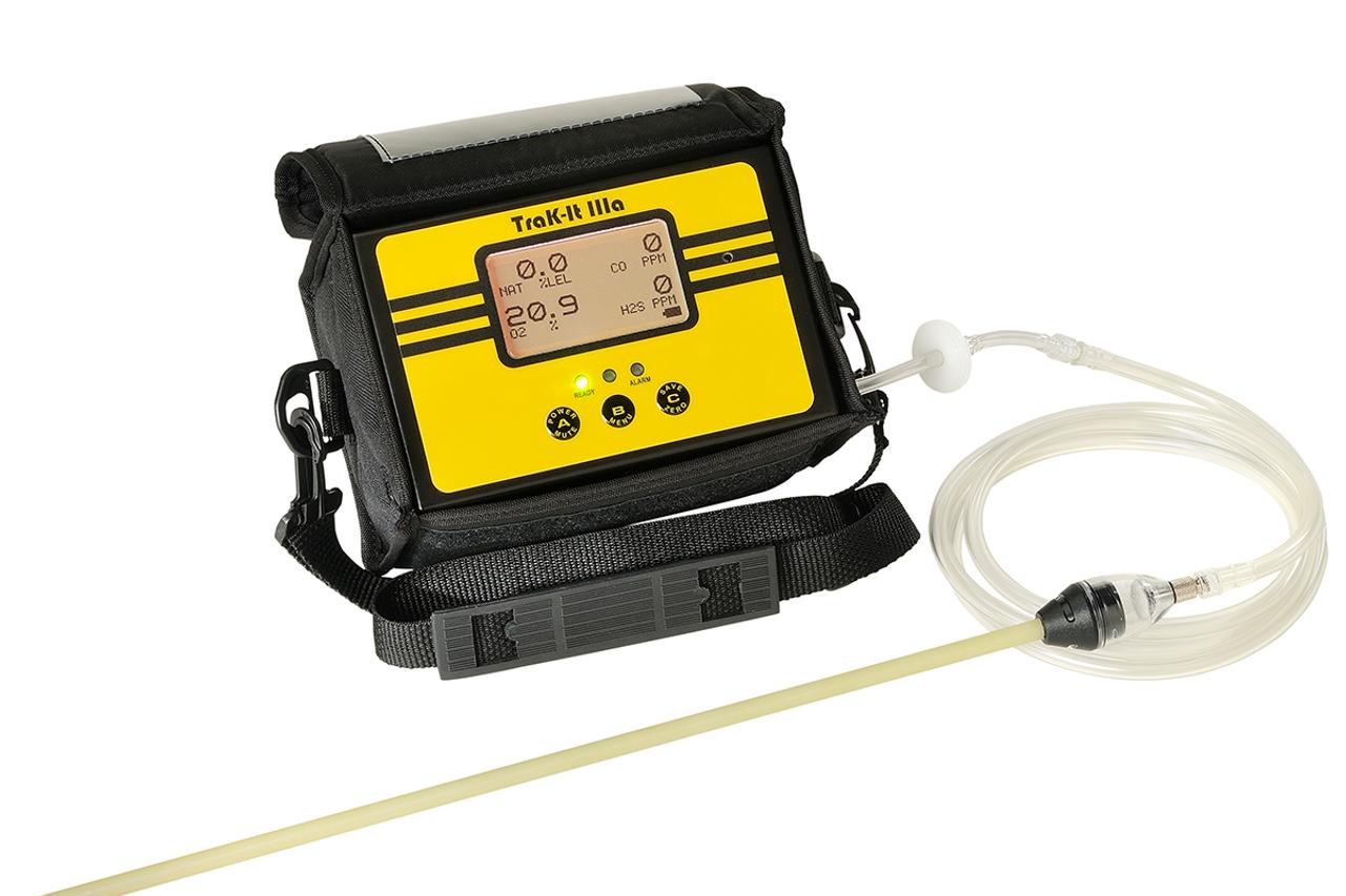 Sensit® Trak-It® IIIa EXplus (LEL/O2) 920-00000-03