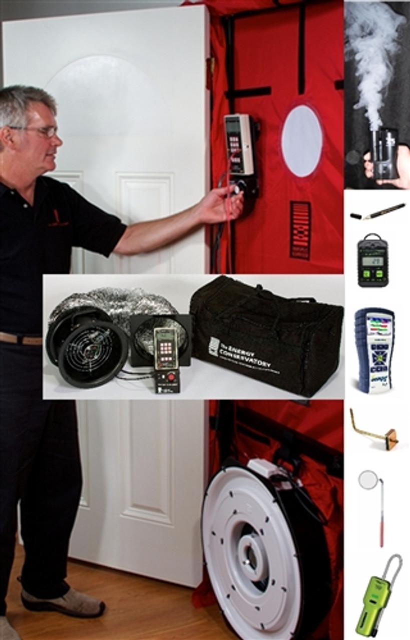 Energy Auditor Pro Kit (No Infrared Camera)