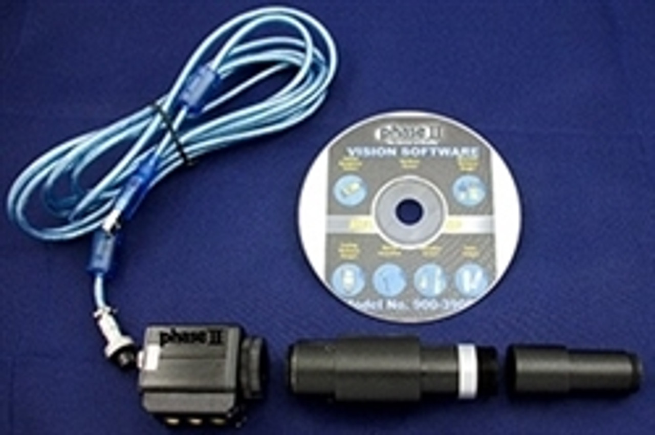 Phase II Micro Vickers Hardness Tester w/Auto Turret &Auto Software - 900-391B