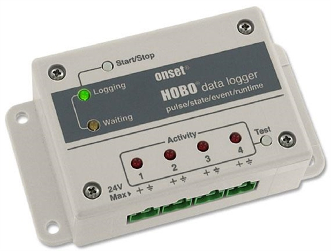 Onset HOBO 4-Channel Pulse Input Logger 4MB - UX120-017M
