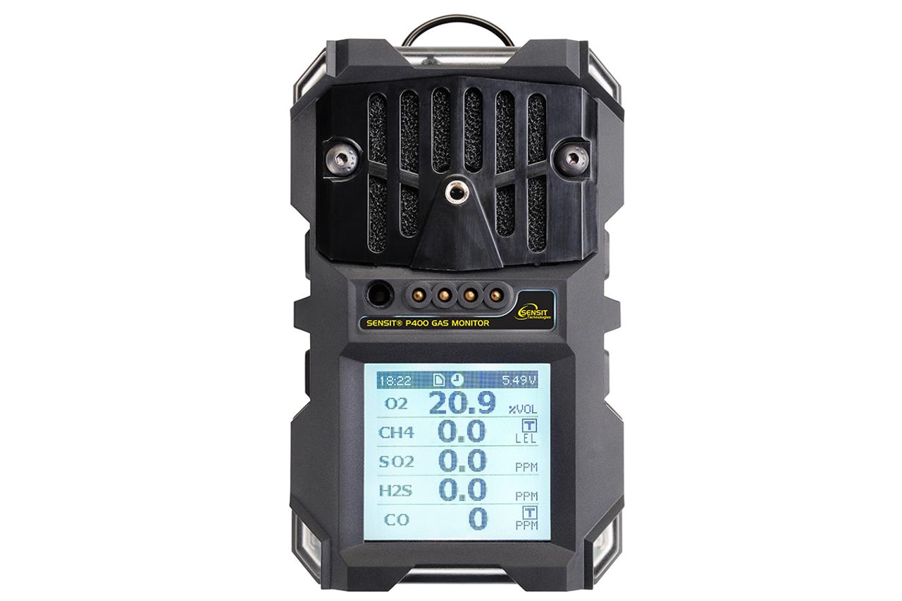 Sensit® P400 With Pump 3 Gas LEL, O2, H2S) 925-00000-27
