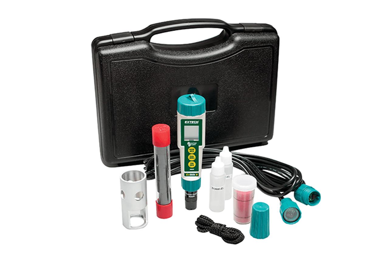 Extech EXstik II Dissolved Oxygen Meter Kit - DO600-K