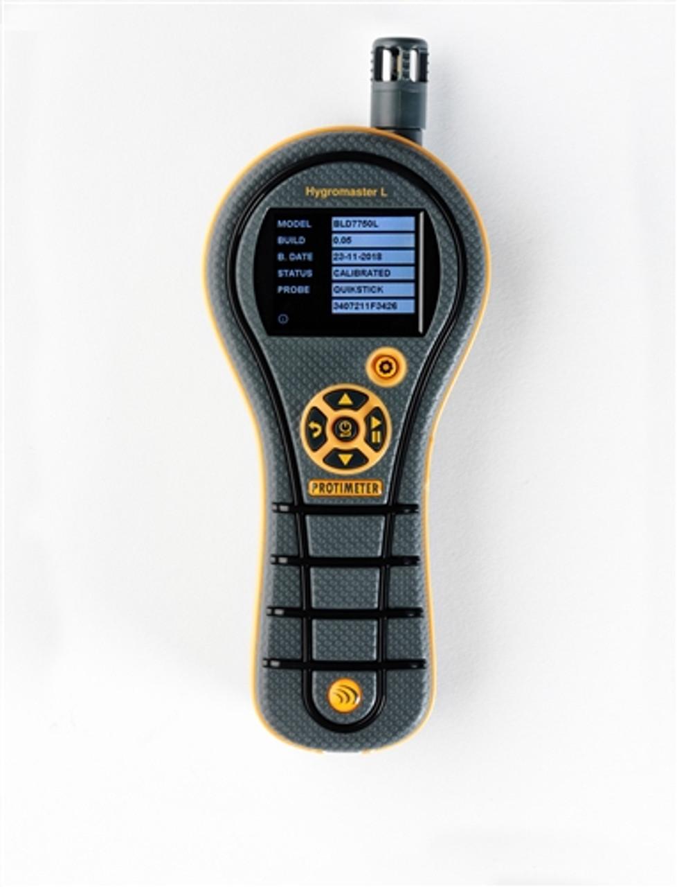 Protimeter Hygromaster L with short QuickStick - BLD7751L