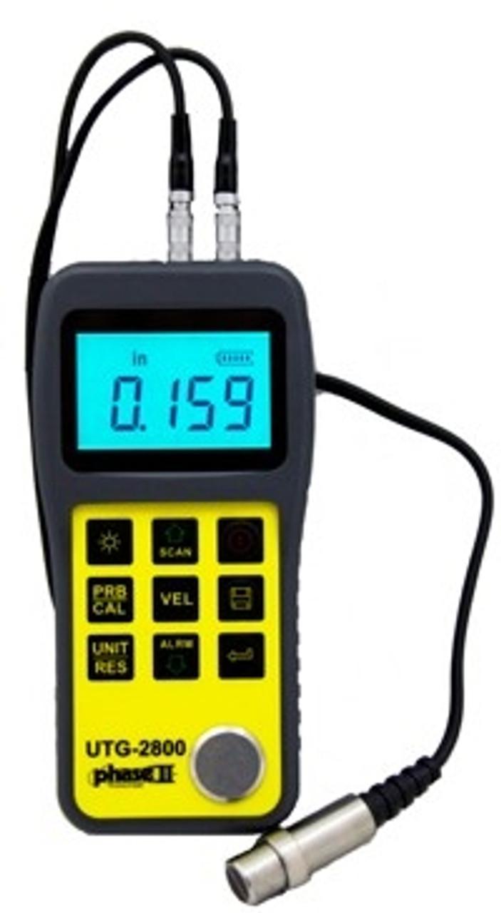 Phase II Ultrasonic Thickness Multi-Function - UTG-2800
