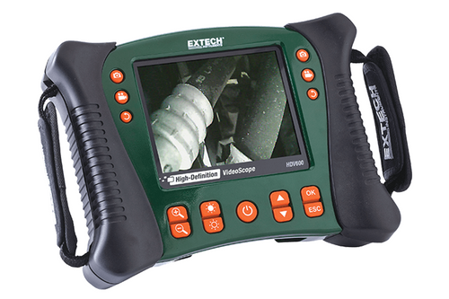 Extech High Definition Video Borescope (Meter Only NO CAMERA) - HDV600