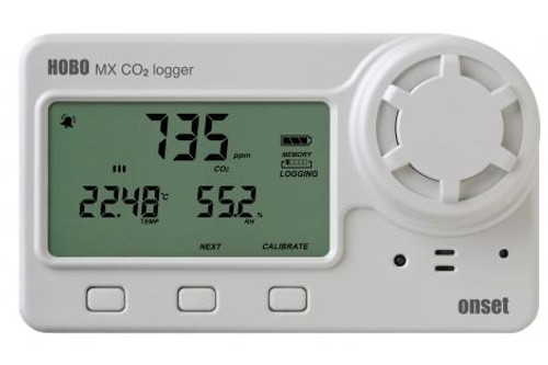 Onset HOBO MX1102 Carbon Dioxide Data Logger - MX1102