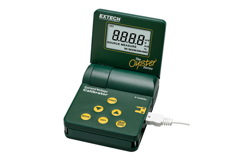 Extech Current and Voltage Calibrator/Meter - 412355A