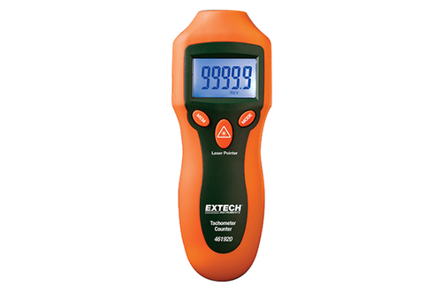 Extech Mini Laser Photo Tachometer Counter
