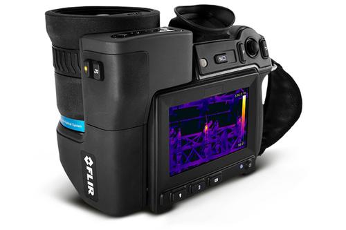 FLIR T1020 IR Camera 1024 x 768 Resolution/30Hz w/45 degree Lens - 72501-0103