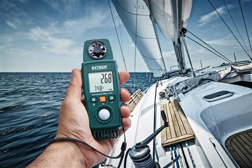Extech 10-in-1 Environmental Meter - EN510