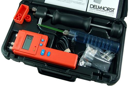 Delmhorst BD2100 w/26ES Hammer and 21E Electrode