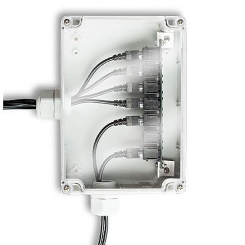 Onset 6-to-1 Smart Sensor Consolidator Box - S-ADAPT-6