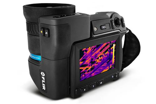 FLIR T1010 with 12° Lens and FLIR Tools+  - 72502-0501
