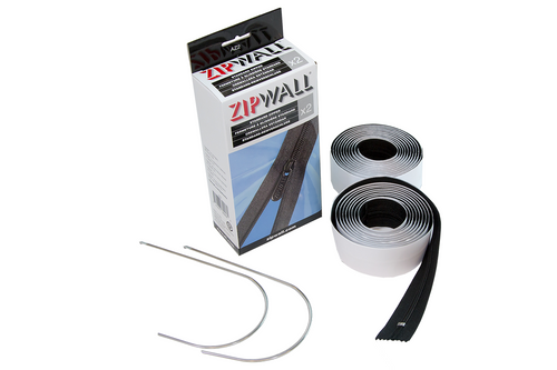 ZipWall Zippers (Pack of 3)