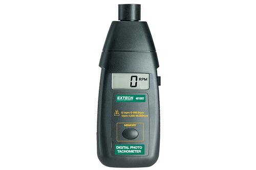Extech Laser Photo Tachometer/Photo Tachometer