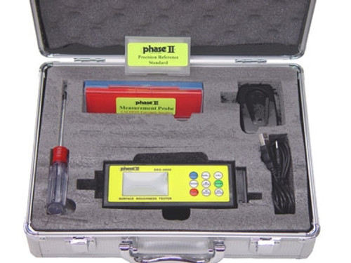 Phase II Handheld Surface Roughness Tester w/ External Stylus - SRG-4000