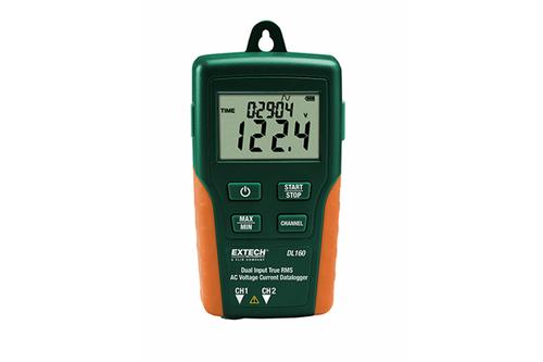 Extech AC Voltage/Current Datalogger - DL160