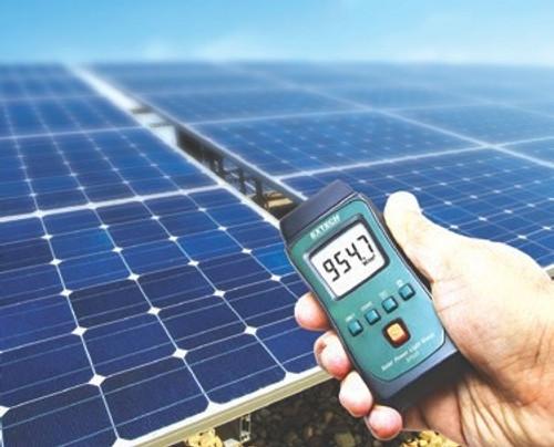 Extech SP505 Pocket Solar Power Meter