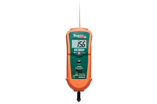 Extech Combination Tachometer & IR Thermometer