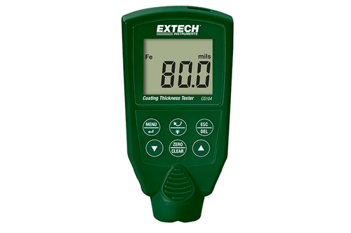 Extech Ferrous And Non-Ferrous Coating Thickness Gauge - CG104