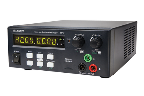 Extech Single Constant Switching Power Supply (42V/10A) - DCP42