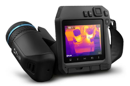 FLIR T540 w/42° Lens, 464x348, -20°C to 1500°C with NIST Calibration - 79303-0201-NIST