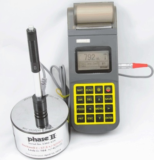 Phase II Portable Hardness Tester PHT-3500