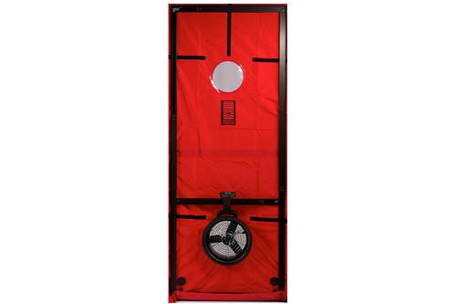 Minneapolis Mini-Fan Blower Door with DG-1000